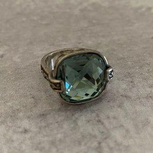Brighton Turquoise Stone Ring Size 7